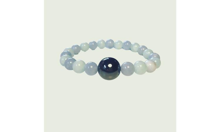 Bracelet d'acupression contre l'anxiété - Bracelet de soulagement